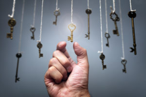 Choosing_the_key